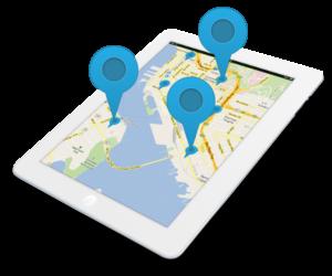 Facebook Advertising Geotargeting iPad